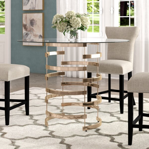 Daphne Counter Height Dining Table by Willa Arlo Interiors