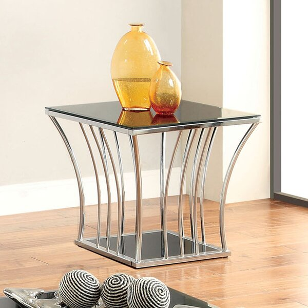 Villaine End Table by Hokku Designs