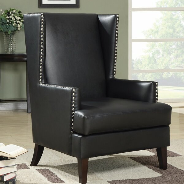 Kephart Wingback Chair by Alcott Hill