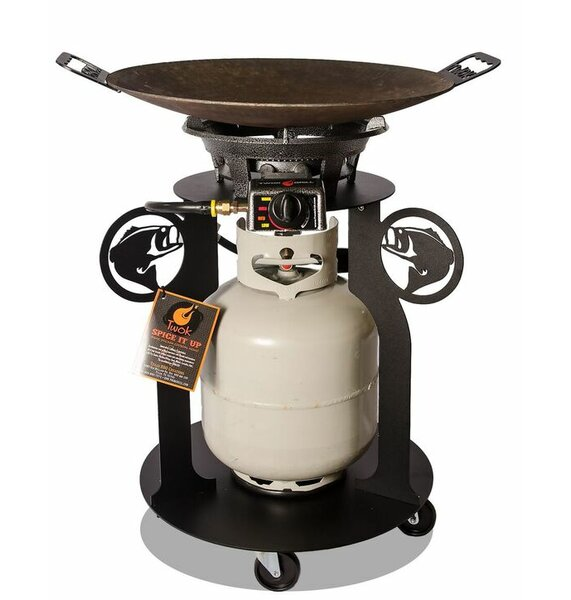 Propane Wok by Twok Grill