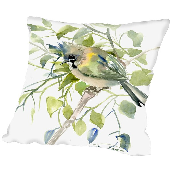 Yuhina Throw Pillow by East Urban Home