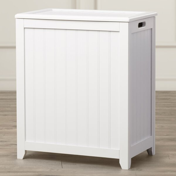 Cabinet Laundry Hamper by Beachcrest Home