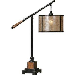 Affordable Boundary Ridge 36 Desk Lamp By Loon Peak