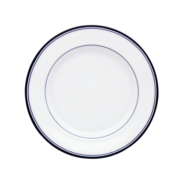 Concerto Allegro Blue 7.25 Bread and Butter Plate by Dansk