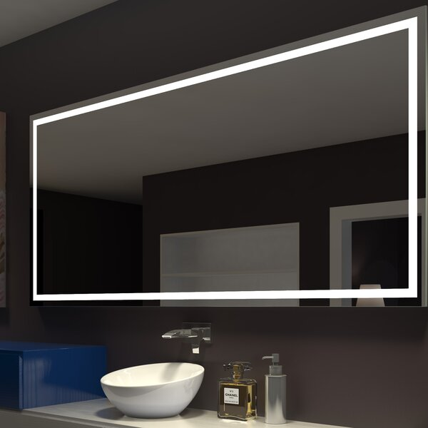 Thirlby Illuminated Bathroom / Vanity Wall Mirror