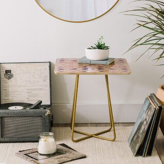 Amy Sia Tangier End Table by East Urban Home SKU:EA578544 Guide