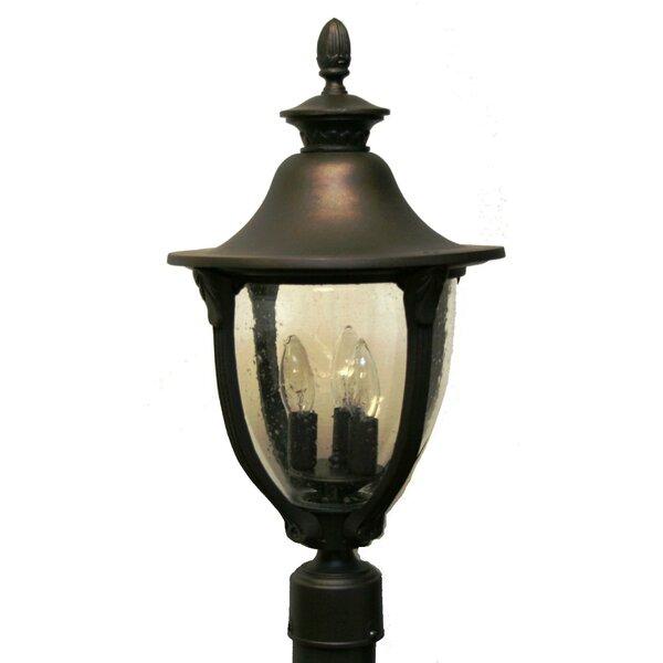 Phillipstown 4 Light 16.5 Post Lantern by Alcott Hill