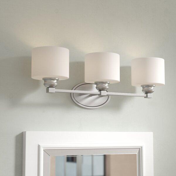 Millersport 3-Light Vanity Light by Andover Mills