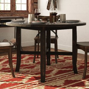 Rustic Dining Room Tables And Chairs rustic & farmhouse tables you'll love | wayfair