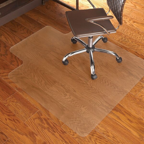 EverLife Hard Floor Office Chair Mat by ES Robbins Corporation