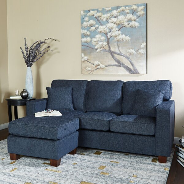 Kehlani Reversible Sectional by Winston Porter