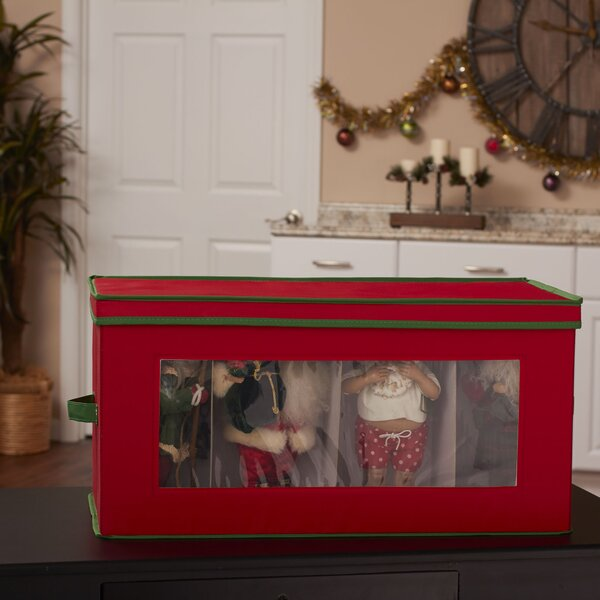 Figurine Holiday Ornament Storage by The Holiday A