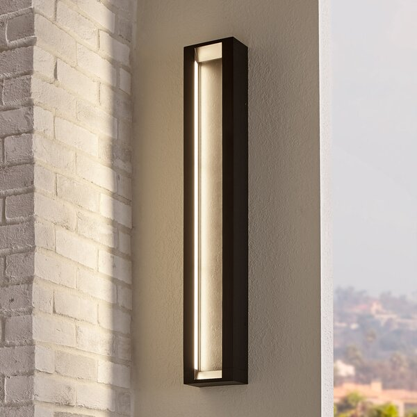 Mattix 6-Light LED Outdoor Sconce by Feiss