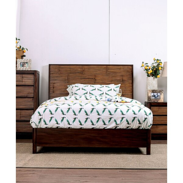 Bali Standard Bed by Bay Isle Home
