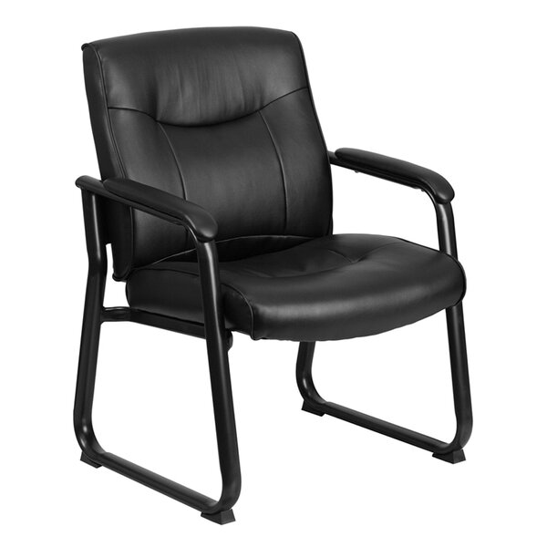 Buster 22.5 Leather Executive Chair by Latitude Run