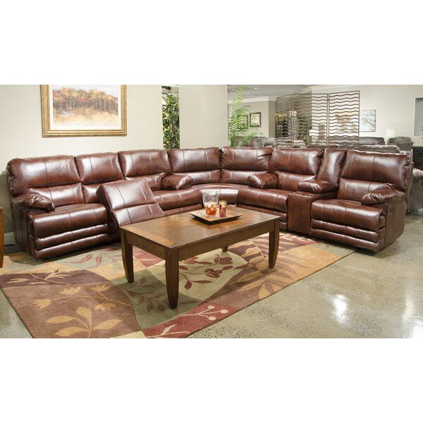 Austin Reclining Configurable Living Room Set by Catnapper