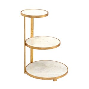 3 Tier Console Table by BIDKhome