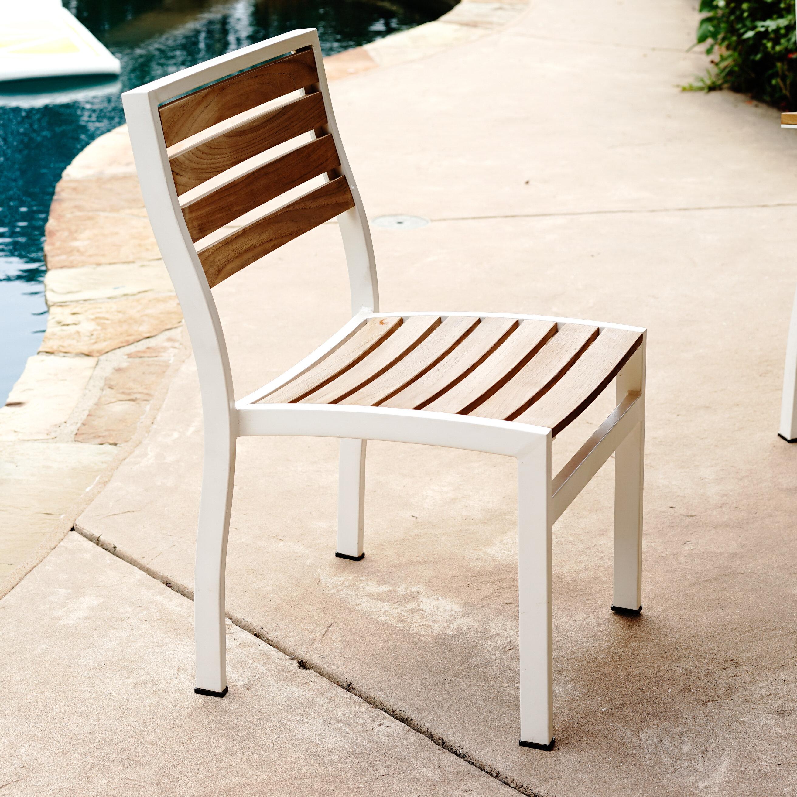 Teak Patio Dining Chair