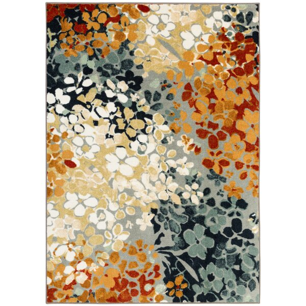 Barton Radiance Printed Area Rug by Red Barrel Studio