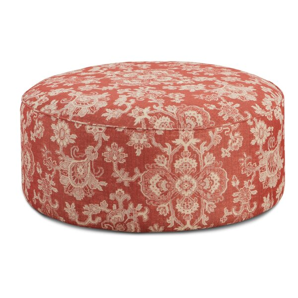 Gurdon Cocktail Ottoman by Darby Home Co