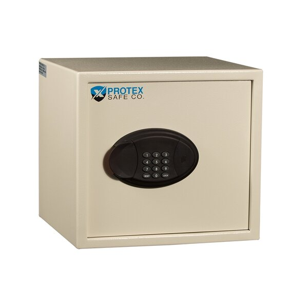 Hotel/Personal Safe Box with Electronic Lock by Protex Safe Co.