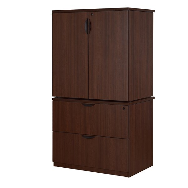 Linh 2-Drawer Lateral Filing Cabine by Latitude Run
