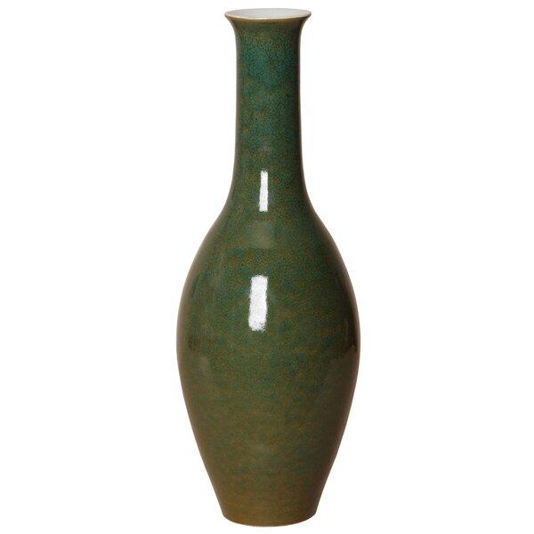 Backer Long Neck Floor Vase by Canora Grey