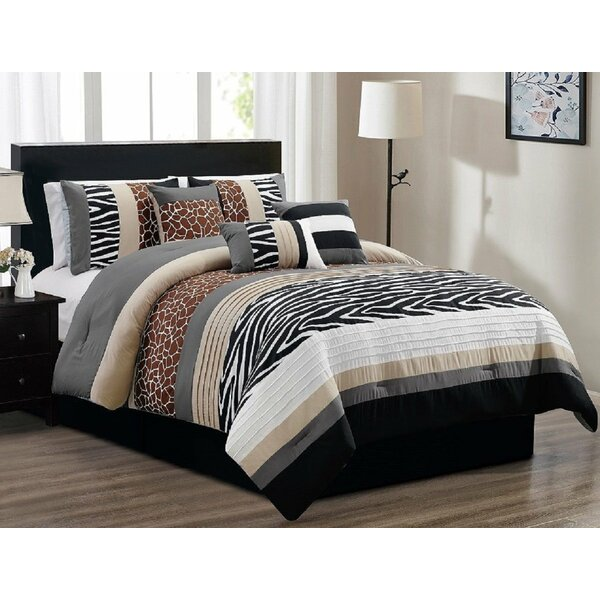 Peterman Reversible Comforter Set by World Menager