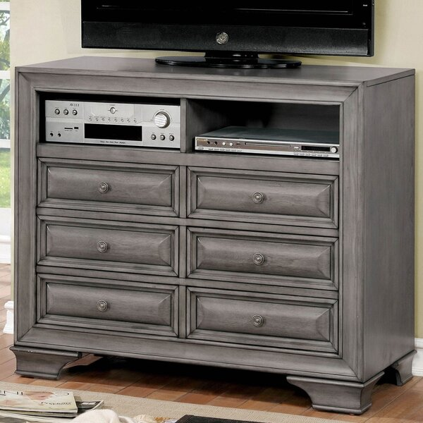 Review Aariz Brandt 6 Drawer Dresser