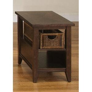 Lipsky Basket End Table by Darby Home Co