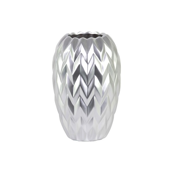 Force Ceramic Table Vase by Wrought Studio