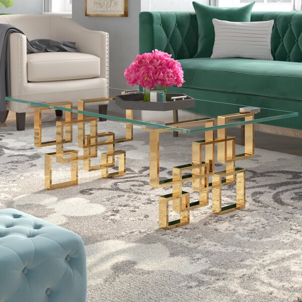 Review Jani Coffee Table