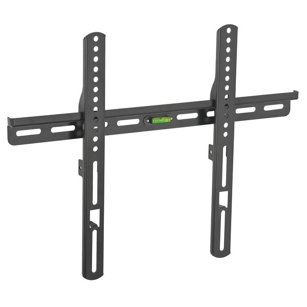 Thin Fixed Wall Mount for 25 - 37 Flat Panel Screens by Atlantic