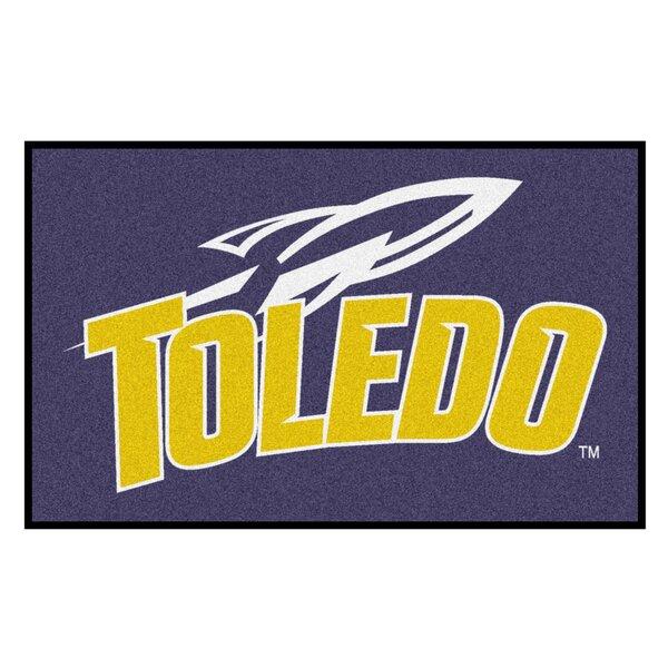 NCAA University of Toledo Ulti-Mat by FANMATS