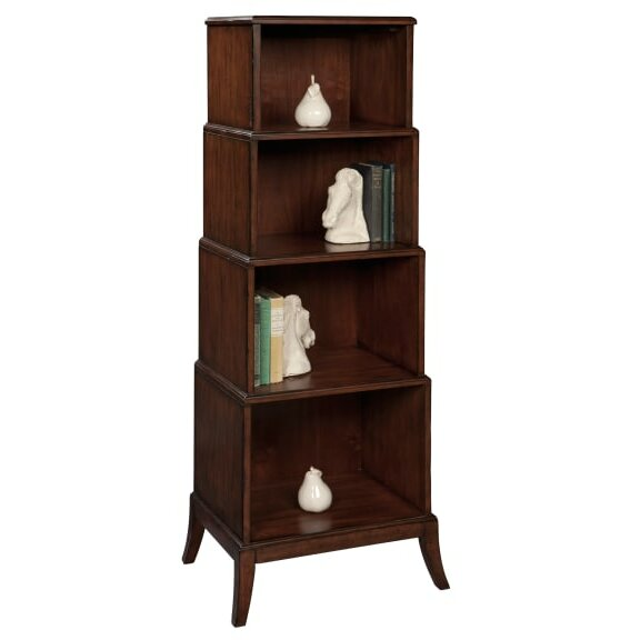 Evalyn Standard Bookcase by Darby Home Co