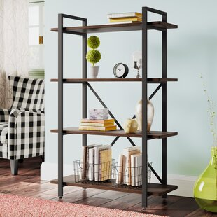 Ross Etagere Bookcase Laurel Foundry Modern Farmhouse