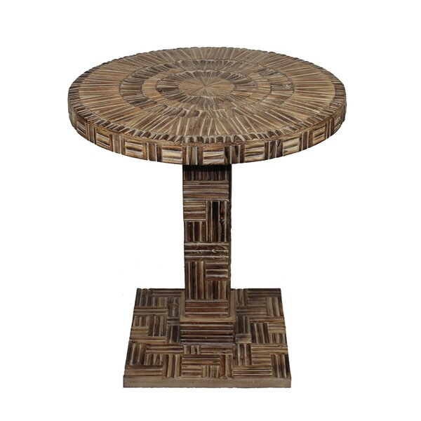 Ebright End Table by Bloomsbury Market