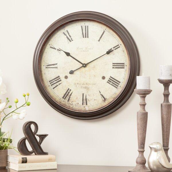 25 Emmaline Wall Clock by Aspire
