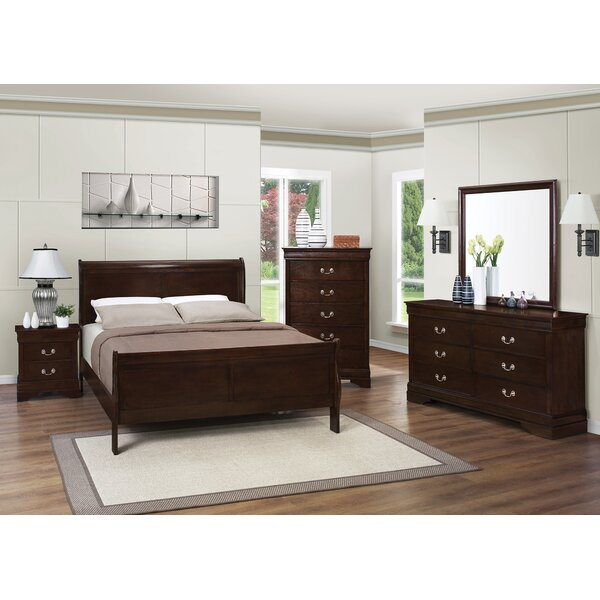 Richard Panel Configurable Bedroom Set by Charlton Home