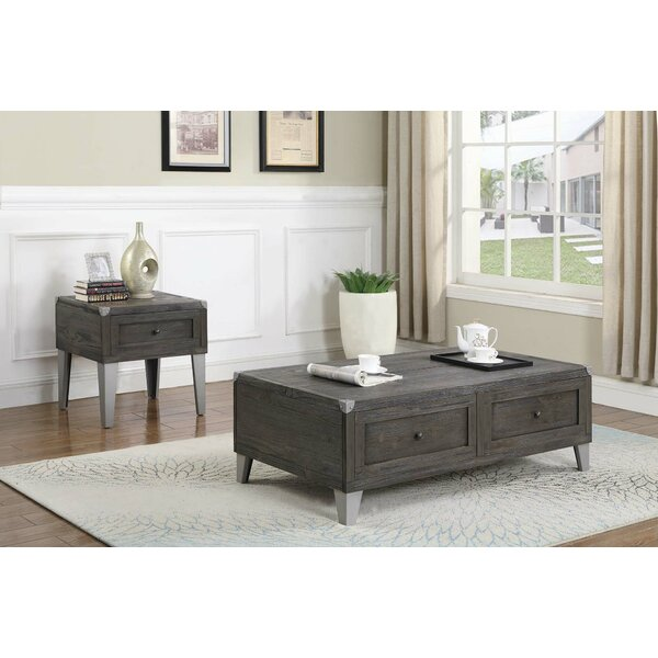 Samara Coffee Table With Storage By 17 Stories