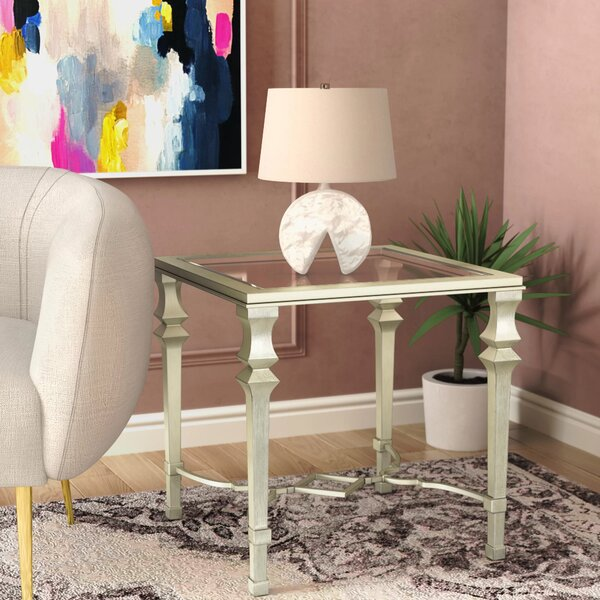 Robidoux End Table by Willa Arlo Interiors