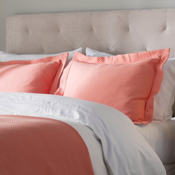 Benito Solitaire Matelasse Comforter Set by The Twillery Co.