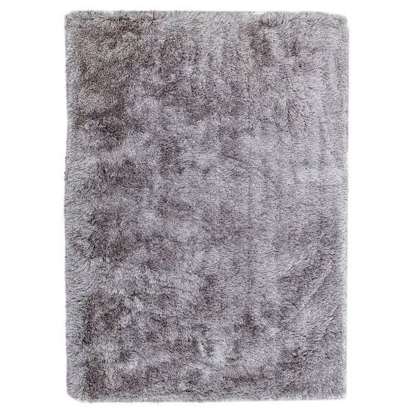 Wolter Solid Gray Area Rug by House of Hampton
