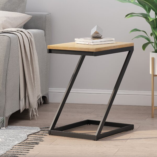 Beaman End Table By 17 Stories
