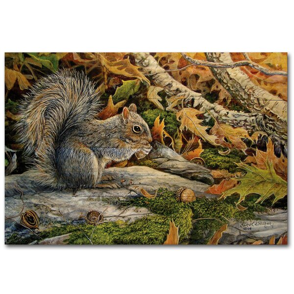 Picnic Lunch by Carol Decker Painting Print Plaque by WGI-GALLERY