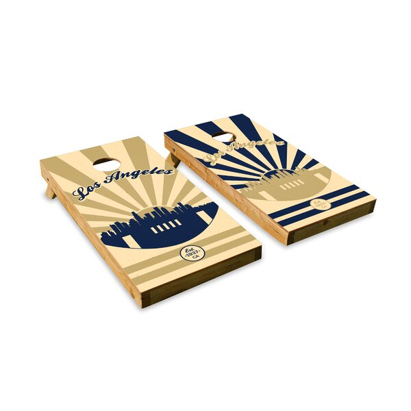 NFL Cornhole Board (Set of 2) by The Cornhole Crew