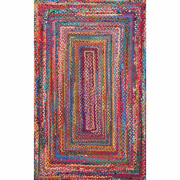 Kistler Hand-Braided Multi Area Rug by Zipcode Design