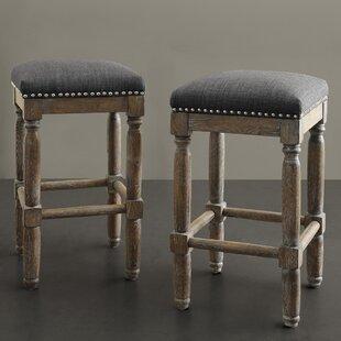 Awe Inspiring Remy 26 Bar Stool Set Of 2 Evergreenethics Interior Chair Design Evergreenethicsorg