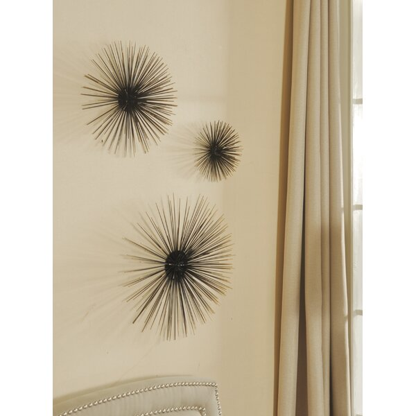 Spider 3 Piece Wall Décor Set by Corrigan Studio