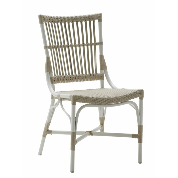 Piano Exterior Stacking Patio Dining Chair by Sika Design